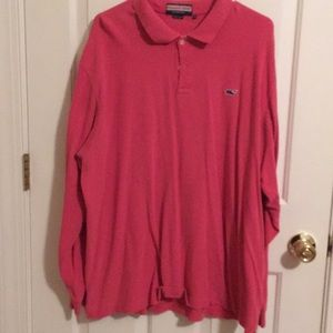 Other - Men's Long Sleeve Polo